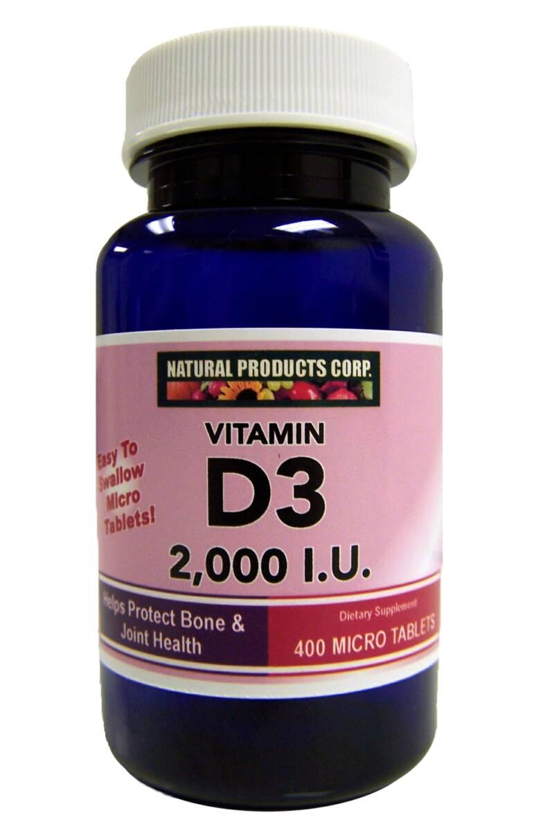 pure vitamine d3